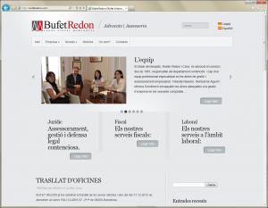 Web Bufet Redon