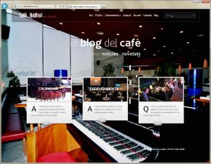 Web Cafè Auditori